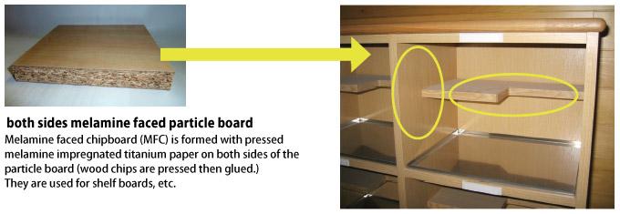 Material selection of furniture & Material selection of furniture ☆ Order furniture and interior work ...
